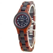Fashion Wooden Watch For Girls